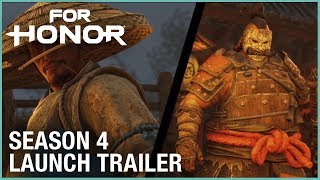 FOR HONOR - Season 4 Megjelenés Trailer