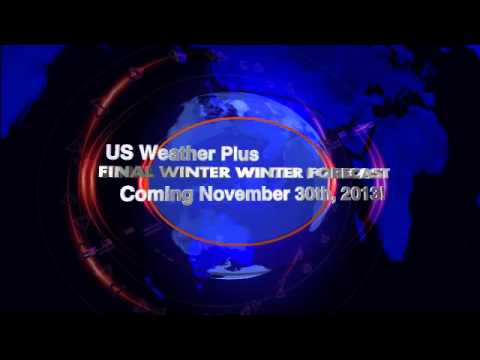 US Weather Plus Final Winter Forecast Coming Soon!