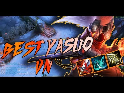 Yasuo MID Vs Kayle | Best Yasuo In VietNam | Build And Play | League Of Legend