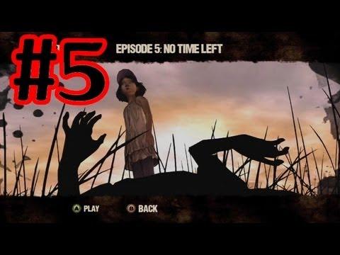 The Walking Dead Game Walkthrough - Episode 5 No Time Left Part 5 - All Alone, Thanks for watching, Subscribe if you have enjoyed this video & want to see more content from me. Part 5 of Episode 5 : No Time Left from The Walking Dead, G...48