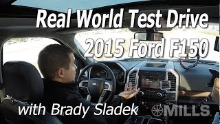 2015 F150 Test Drive What's New And Different About The
