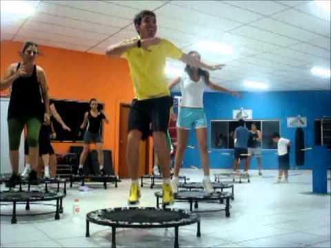 Coreografia de Jump Axé - Mulher tantão - Professor Glauco - Anápolis Go