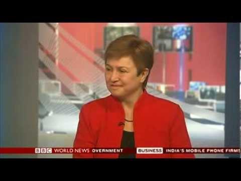 BBC interview with Commissioner Georgieva on Syria