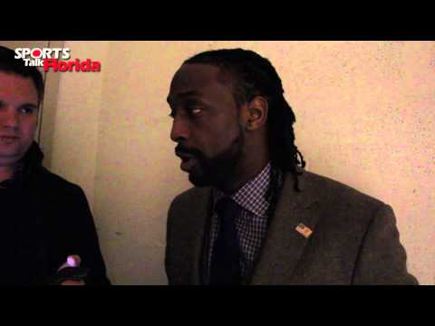Free Agent Charles Tillman on playing for the Tampa Bay Buccaneers