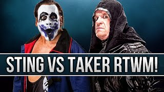 "WWE 2K14 Story ""Undertaker Vs Sting RTWM"" (Part 2)"