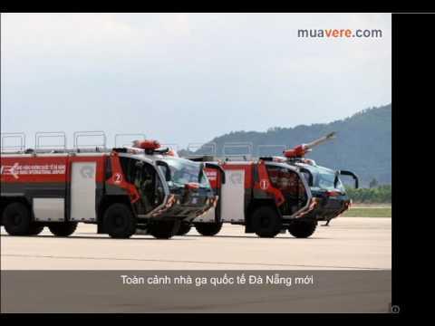 Chiêm ngưỡng sân bay quốc tế Đà Nẵng mới