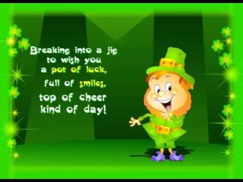 St. Patrick's Day Wishes