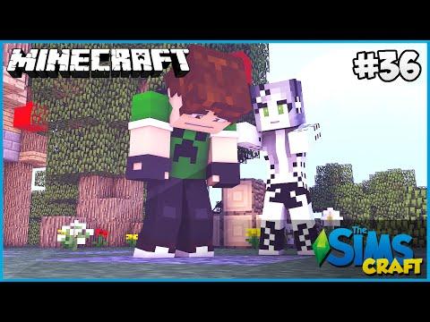 The Sims Craft EP.36 - Minha Família Sumiu?!?