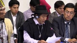 Ecuador: Pueblos Indígenas