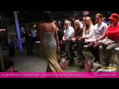 SkyhiClub at danceScape Social Outing - Breast Cancer Awareness (Highlights)