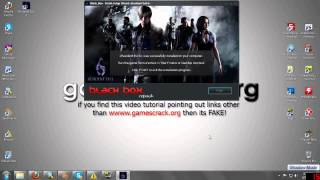 Resident Evil 6 Crack Tutorial