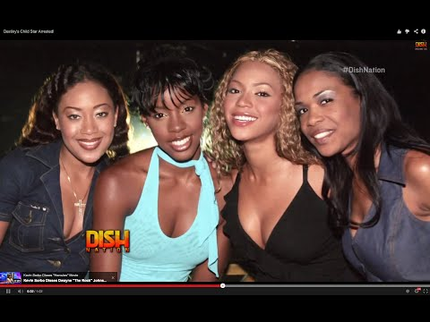 Former Destiny's Child Star Arrested!