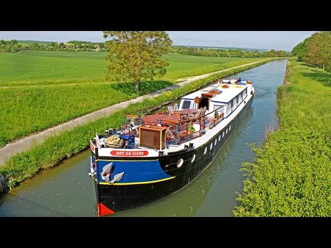 A Luxury Hotel Barge Cruise on 'L'Art de Vivre' in Burgundy