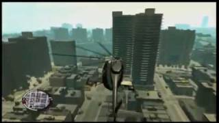 GTA 4 Cheats The Ballad Of Gay Tony ( Parachute