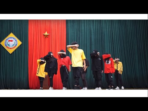 PLAYING WITH FIRE (REMIX) - BABY SHARK (REMIX) - FLASH - Dance Cover by CLB DANCING HAMRONG