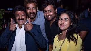 Celebs at Taraka Ratna Birthday Celebrations with Friends and Family-Photo Play