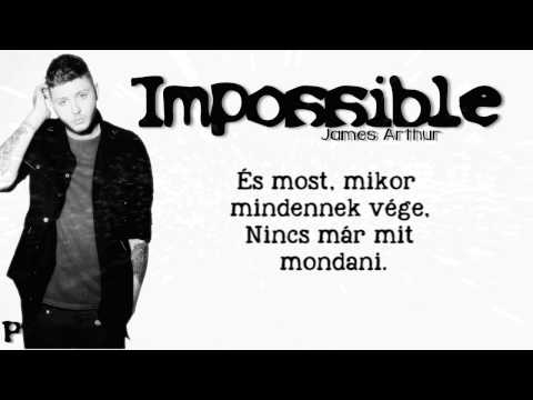 James Arthur - Impossible (magyar) [720p]