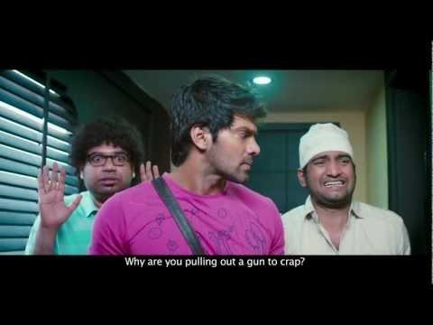 Settai film Official Trailer - Arya -Santhanam - Premgi - Hansika - Anjali - Nasser