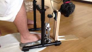 Rock Band / Guitar Hero Drum Pedal DIY Fix + Mod - YouTube