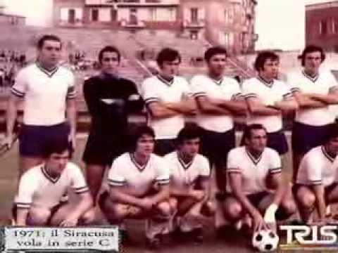 Documentario Storico calcio 1971: Cantieri Navali - Siracusa