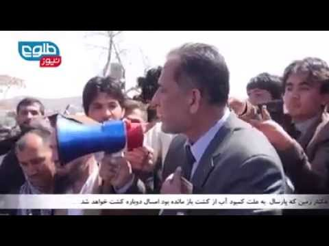 General Zahir about Farkhunda in her funeral image