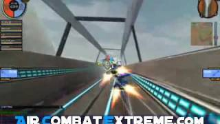 Game Play Best FREE 3D Space Shooter MMORPG Game Ever