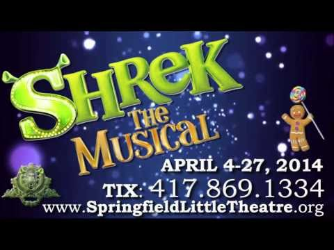 SLT's SHREK The Musical | This Is Our Story: Becoming Shrek