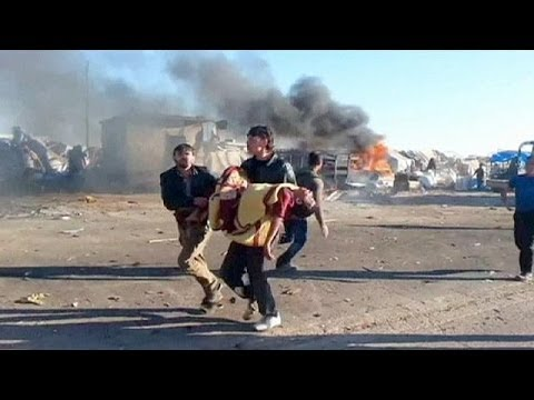 Car bomb in Syrian refugee camp kills at least six people
