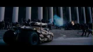 """""""Batman: El Caballero De La Noche Asciende"""".Trailer 2"""
