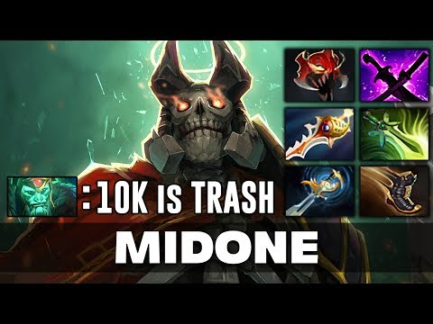 MidOne WK [10K is TRASH] Dota 2