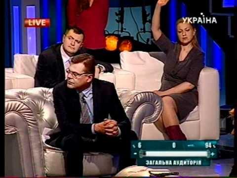 Елена Герасимчук у Савика Шустера