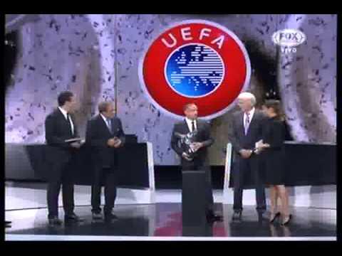 Ribery mejor jugador de Europa