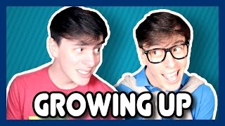 Growing Up | Thomas Sanders