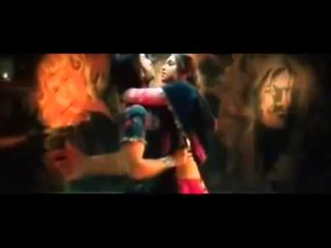 Deepika Padukone Hot Body Show And Kissing Scene Ram Leela YouTube cut