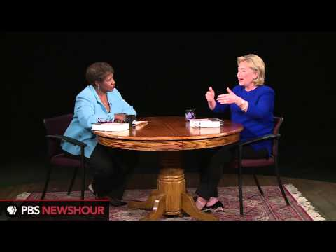 Hillary Clinton: 'You have to be a little bit crazy to run for president' (full version)