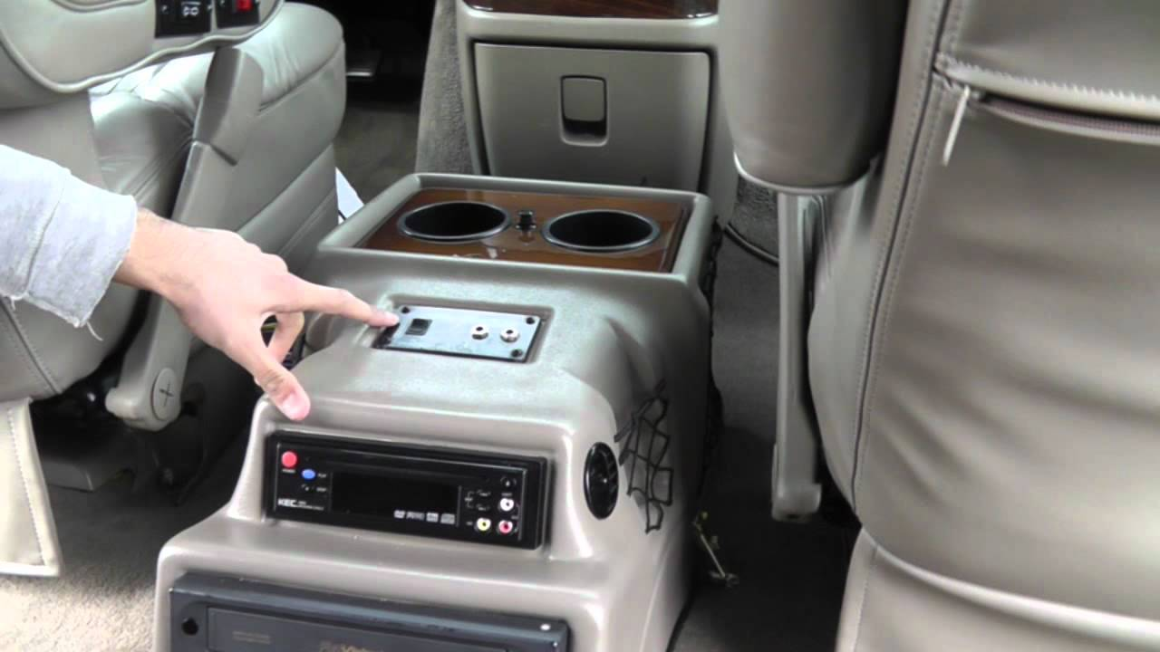 2004 Chevy Express Van W   Explorer Conversion Fully Loaded W   Leather  Tv  Surround Sound