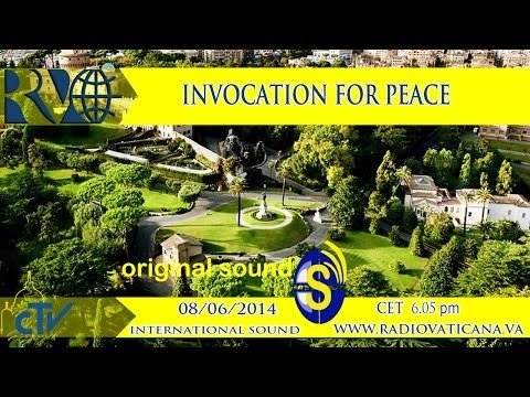 Invocation for Peace