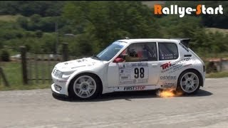 Vid�o Rallye de Saint Marcellin 2013 [HD] par Rallye-Start (2812 vues)