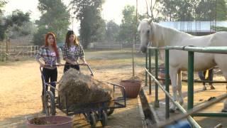 มาดูสาวๆ Xtreme Girls ในภารกิจฝึกขี่ม้ากันเถอะ  Ep.6-2