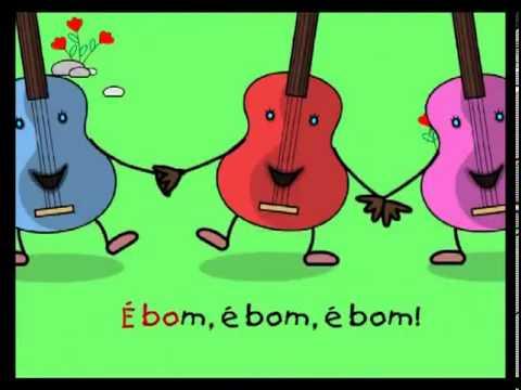 Músicas para criancas português de portugal Carochinha vol 2