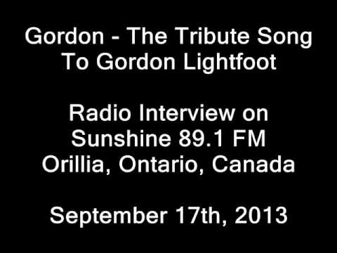 Don Coleman Interview - Sunshine 89.1 FM Orillia Ontario Canada