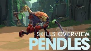 Battleborn - Pendles Képességek Áttekintése