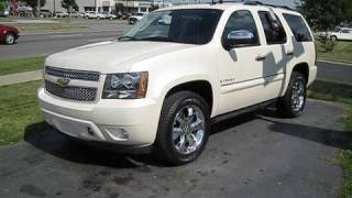 2008 Chevrolet Tahoe LTZ Start Up, Exhaust, and In Depth Tour videos