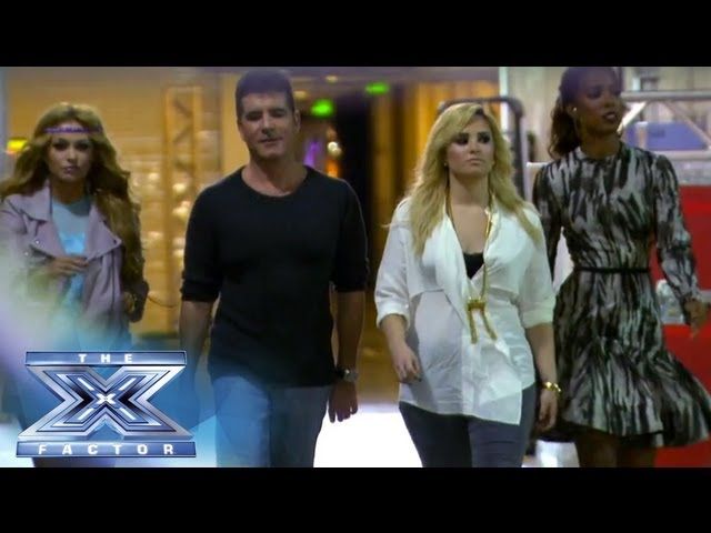 Go Big or Go Home! - THE X FACTOR USA 2013
