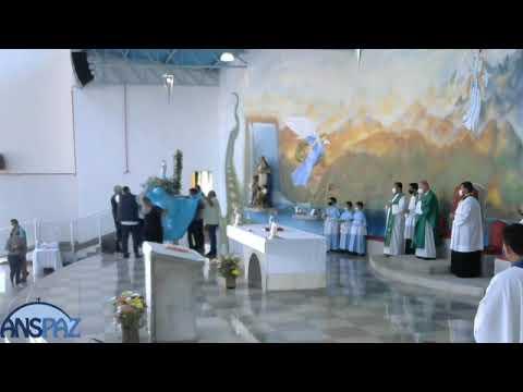 Santa Missa 33 anos | 12.09.2021 | Domingo | Bispo Dom Gorgônio Alves da Encarnação Neto | ANSPAZ