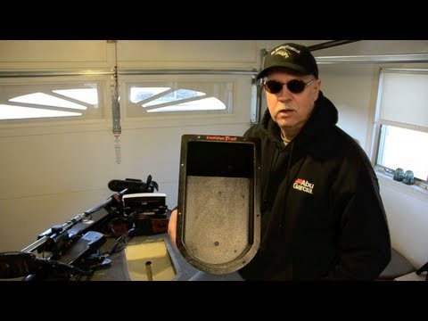 How To Install A Recessed Trolling Motor Foot Pedal In A