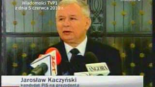 Kaczyński - gdybym był bogaty