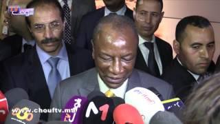 ألفا كوندي : عودة المغرب إلى الاتحاد الافريقي ستعزز بشكل أكبر التعاون بين البلدان الافريقية والفلاحة تشكل مستقبل إفريقيا     |   مال و أعمال