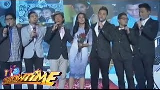 Karylle serenaded by 'Showtime'Boys