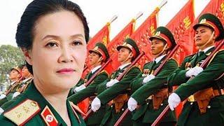 Đây là NỮ TƯỚNG có quân hàm cao nhất quân đội Việt Nam từ trước đến nay